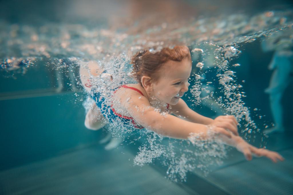 Jak fotit pod vodou - bubliny 2