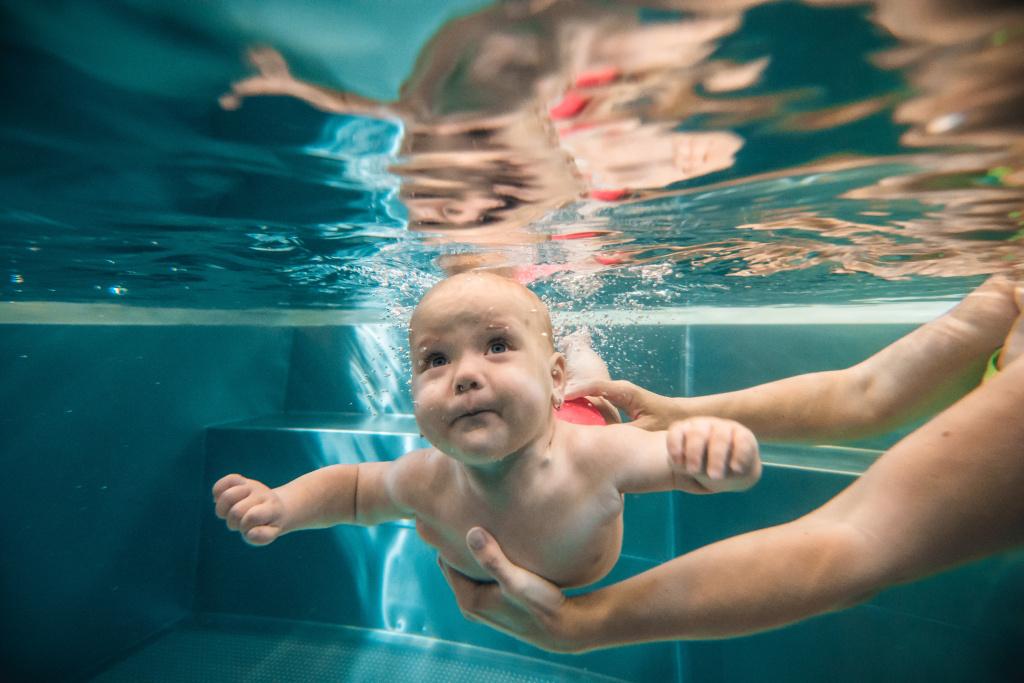 Jak fotit pod vodou - ostření na oči