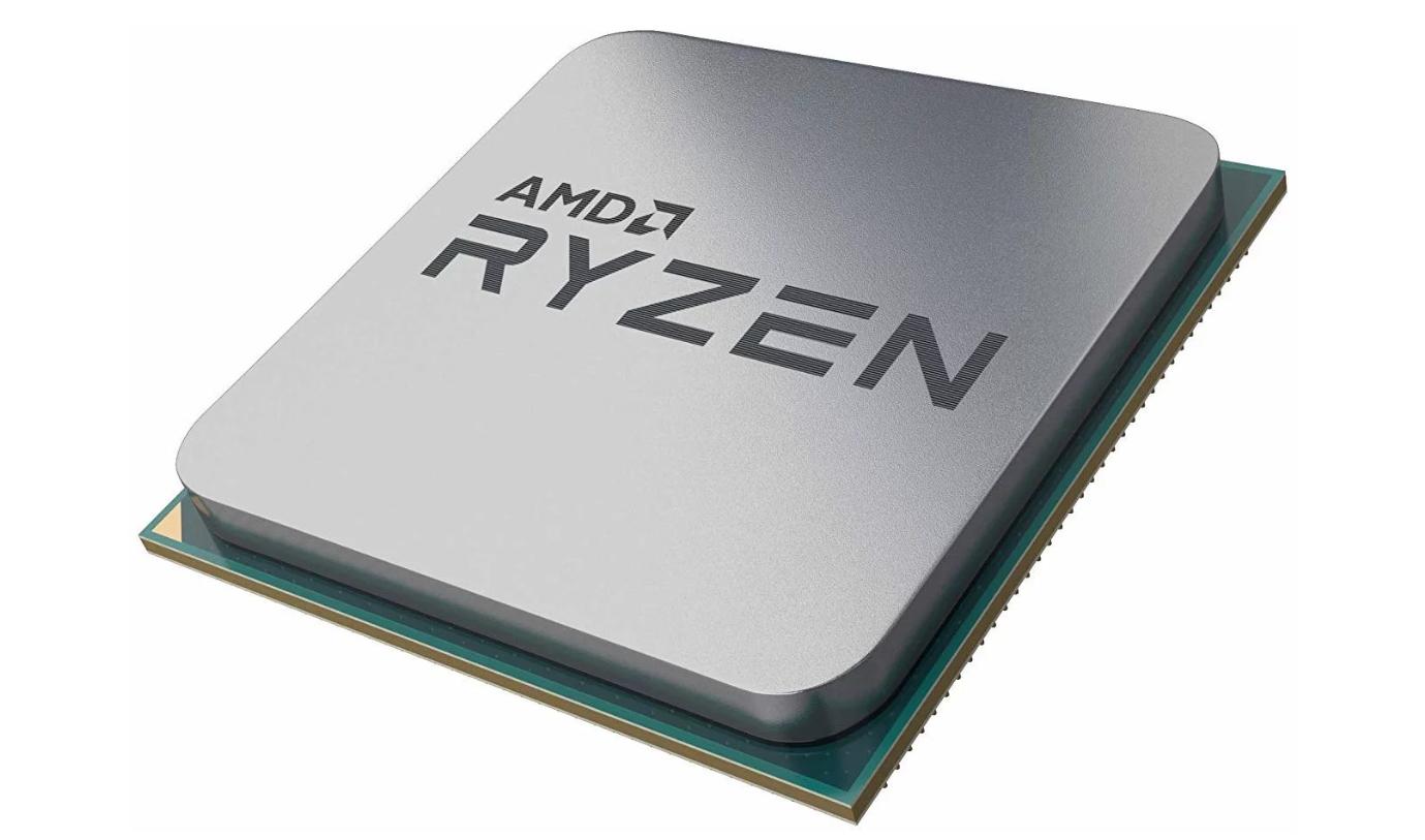 PC pro fotografy - procesor Ryzen
