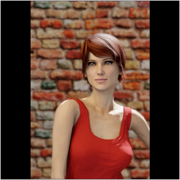 Jak nasvítit portrét IV: softbox, slabší, CTO