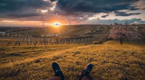3 tipy, jak kreativně využít Kruhový filtr