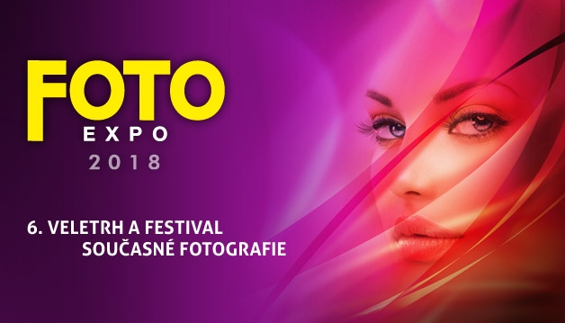 FOTOEXPO 2018 – opravdový svátek fotografie kde nemůžete chybět!