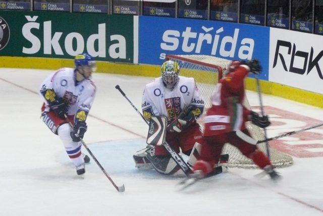 Jak fotit sport: hokej - neostrost.