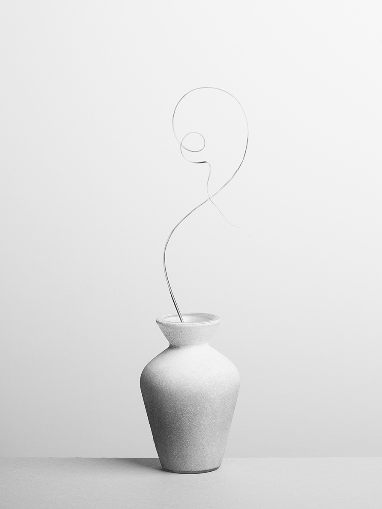 Jak fotit zátiší - váza