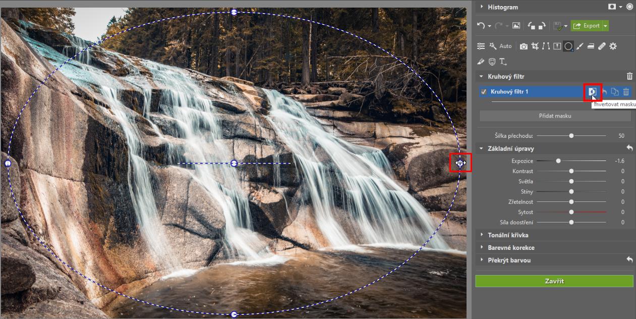 5 tipů, jak kreativně využít kruhový filtr