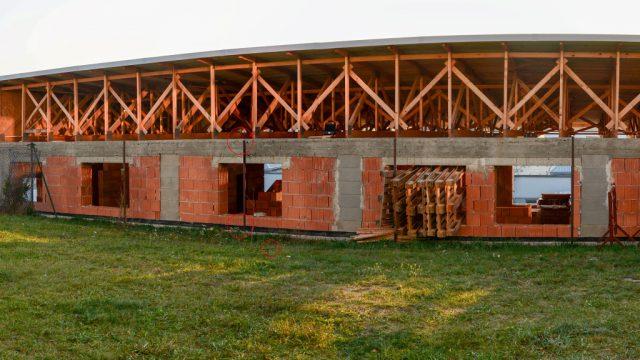 Nodální bod: opravené panorama pomocí nodálního bodu.