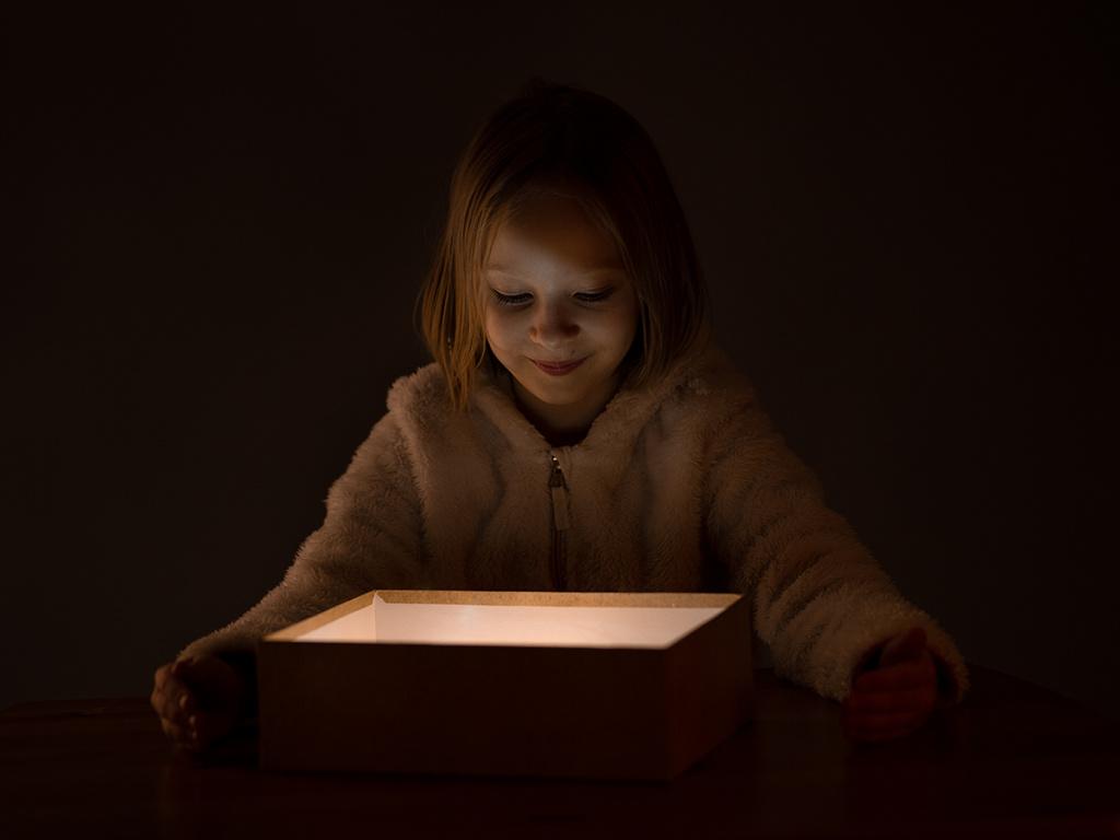 Jak na vánoční focení dětí - dárek