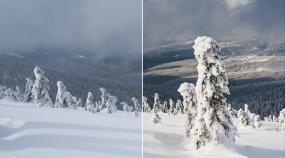 Dodejte šmrnc zimním fotkám. Ukážeme vám, jak upravit snímky zasněžené krajiny