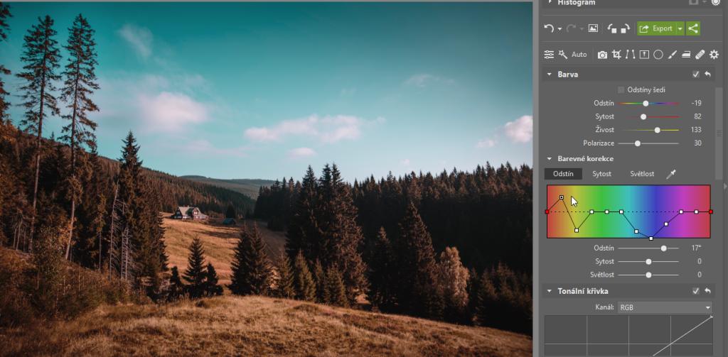 Jak zrychlit úpravy fotek a zároveň zachovat osobitý styl - korekce