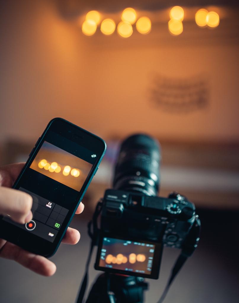 nejlepší mobilní aplikace pro fotografy - mobil