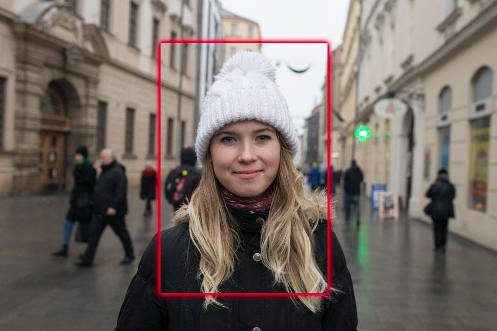 Jak vyfotit dobrou profilovou fotku - ořez