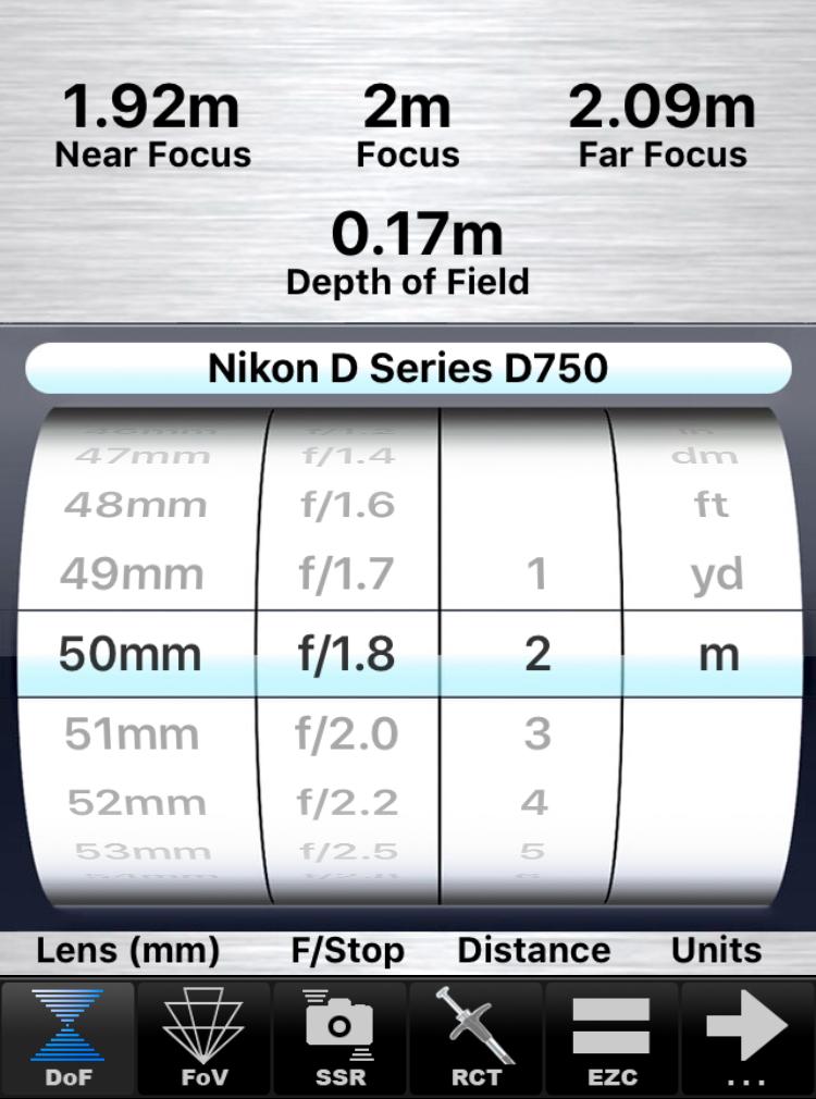 nejlepší mobilní aplikace pro fotografy - setmycamera
