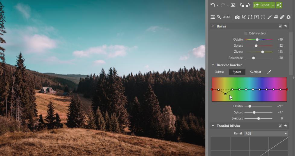 Jak zrychlit úpravy fotek a zároveň zachovat osobitý styl - sytost