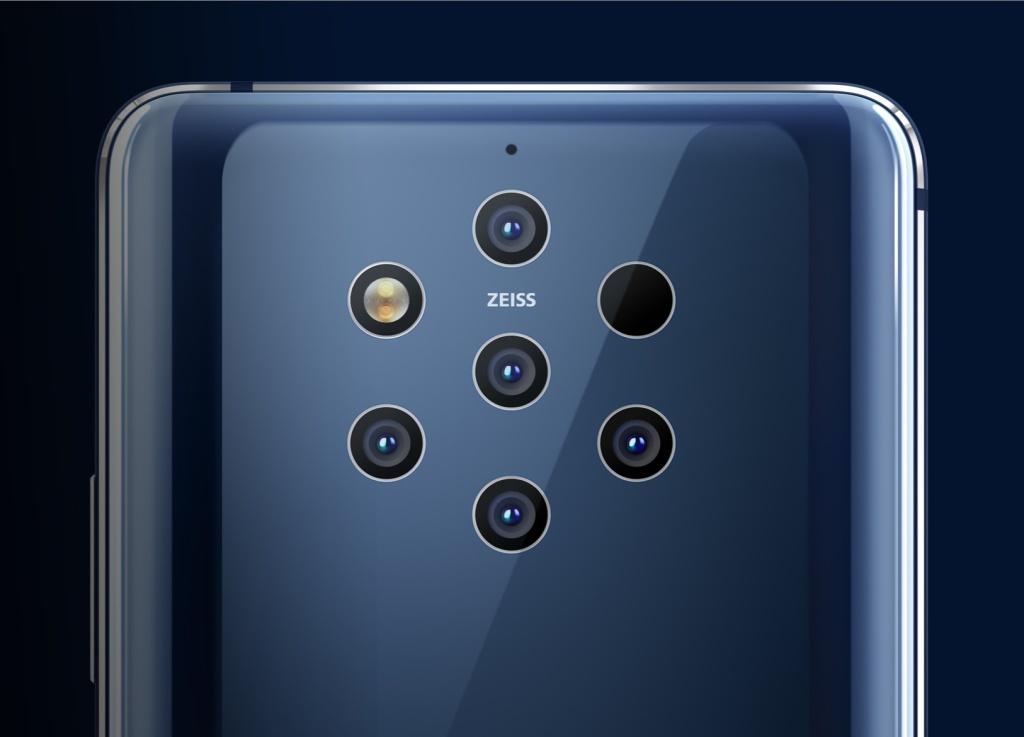 Více objektivů v mobilu - nokia 9