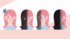 [Infografika] Svícení portrétu II: Jak modelku nasvítit?
