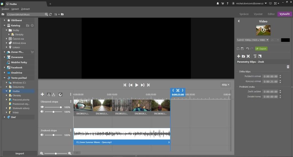 Jak na video v ZPS X - 2. díl - hudba