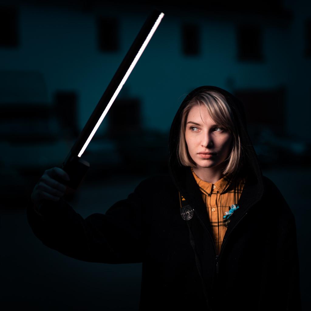 Tyčové LED světlo - Rembrandt