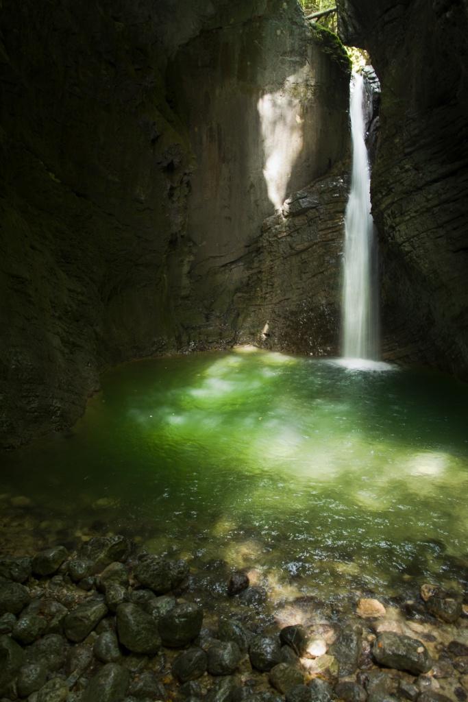 Focení krajiny ve Slovinsku - Velký Kozjak