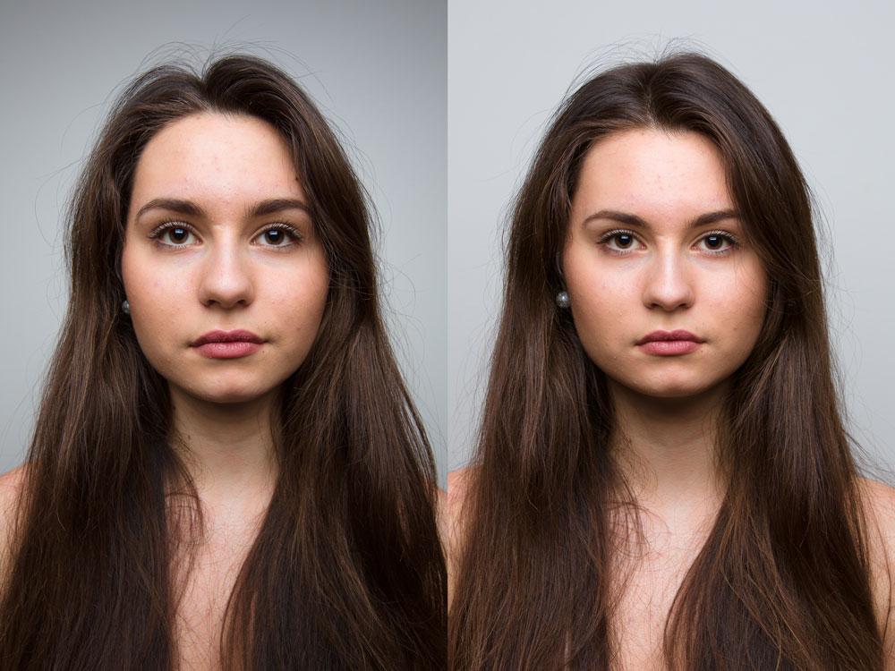 Základy kompozice při focení portrétu I - 28 mm vs. 85 mm