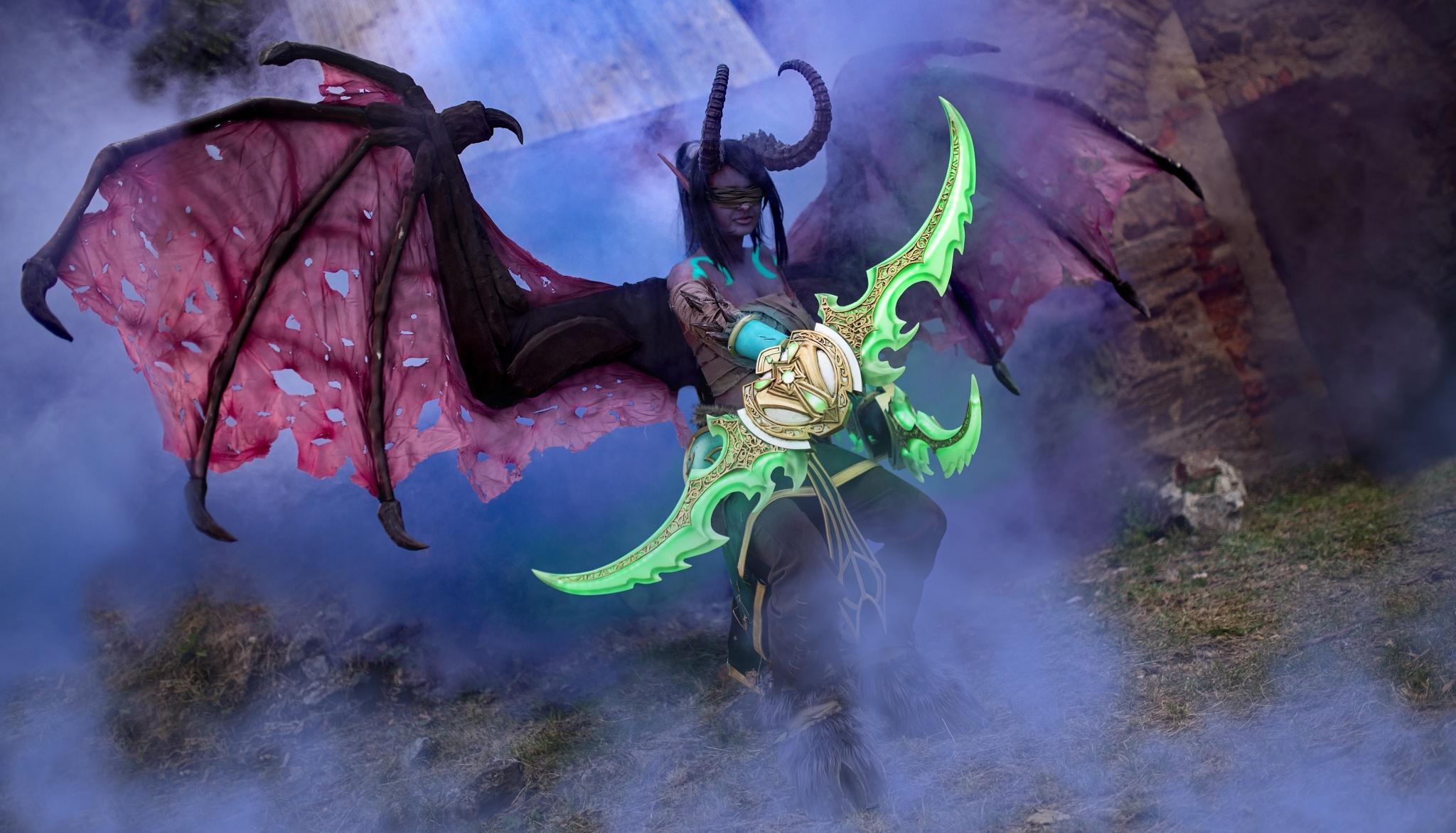 Jak fotit cosplay: základem je dobrý kostým, příprava a inspirace - Warcraft