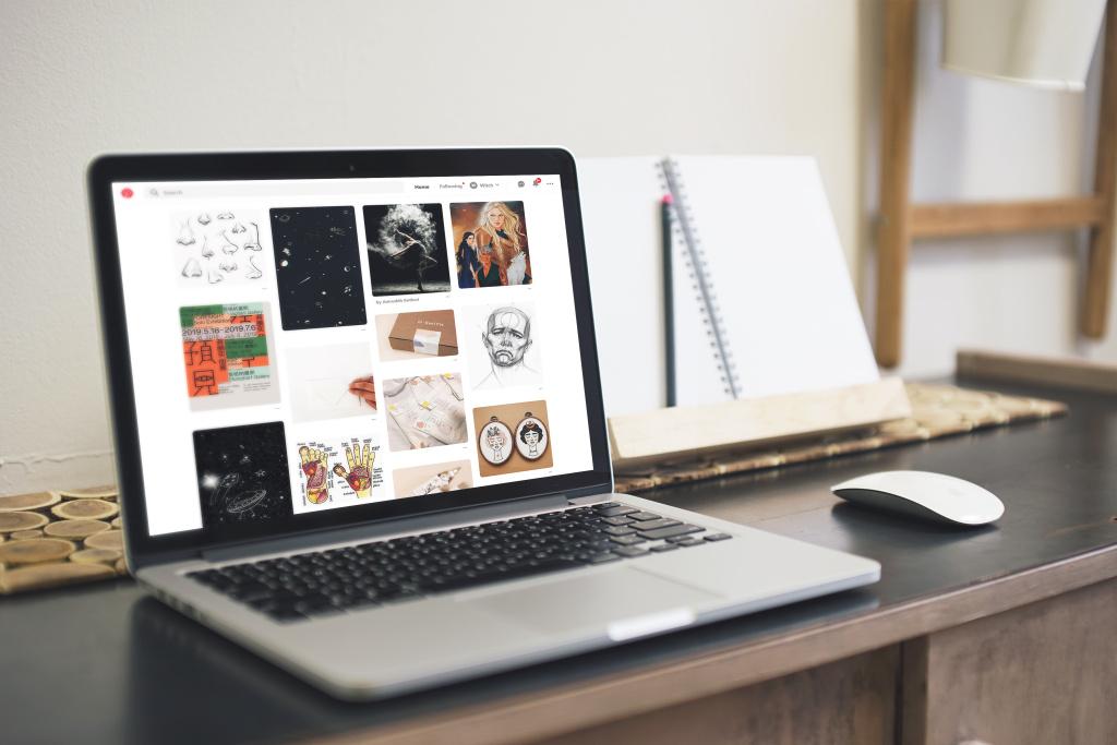 5 způsobů, jak zviditelnit svoje fotky - Pinterest