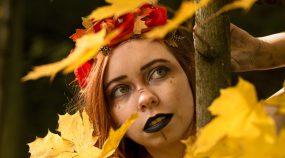 Škola úprav v ZPS X II: Vyvolání podzimního portrétu krok za krokem