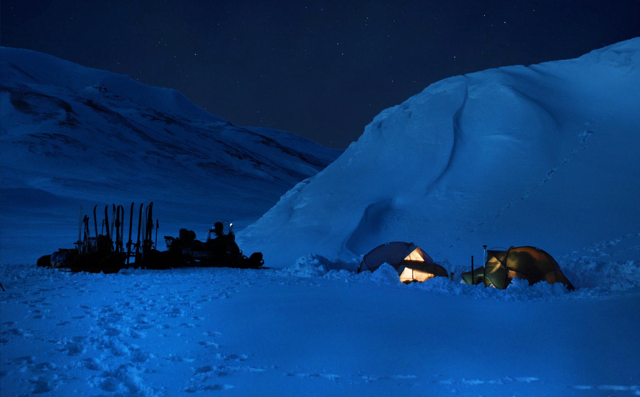 Jak fotit polární záři