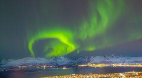 Jak fotit polární záři aneb štěstí přeje připraveným