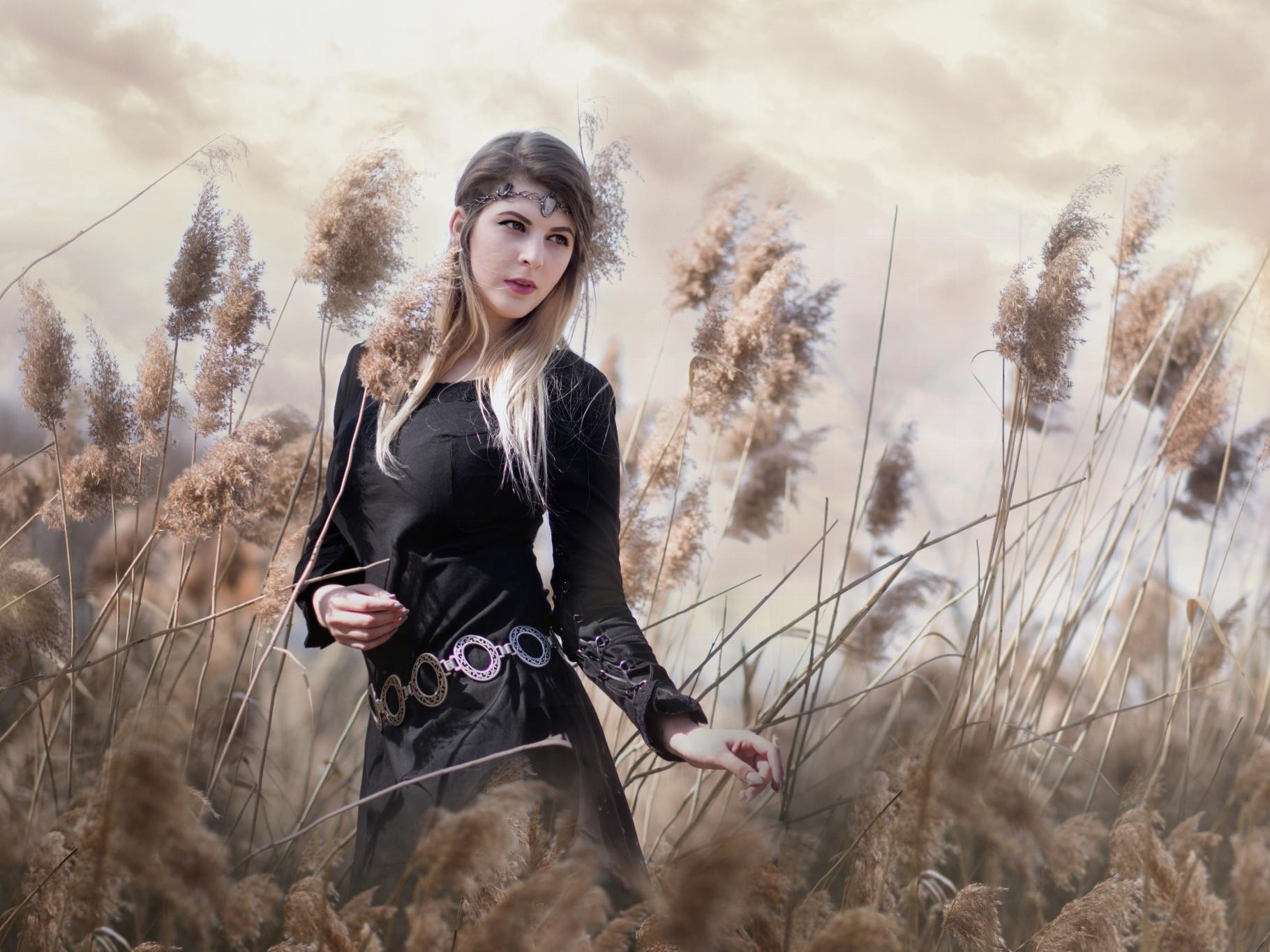 Fantasy fotografka Lucie Amulett