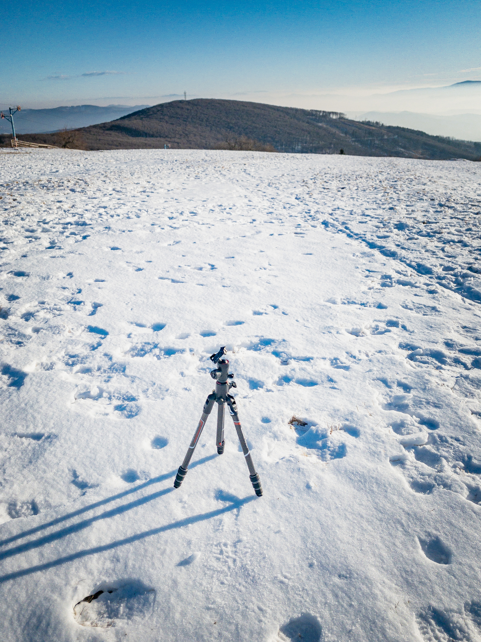 Recenze: stativ Manfrotto BeFree GT XPRO Carbon