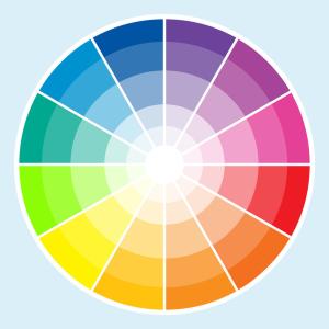 Mihaela Noroc: 10 věcí, které nás může naučit o focení portrétů - barevny kruh