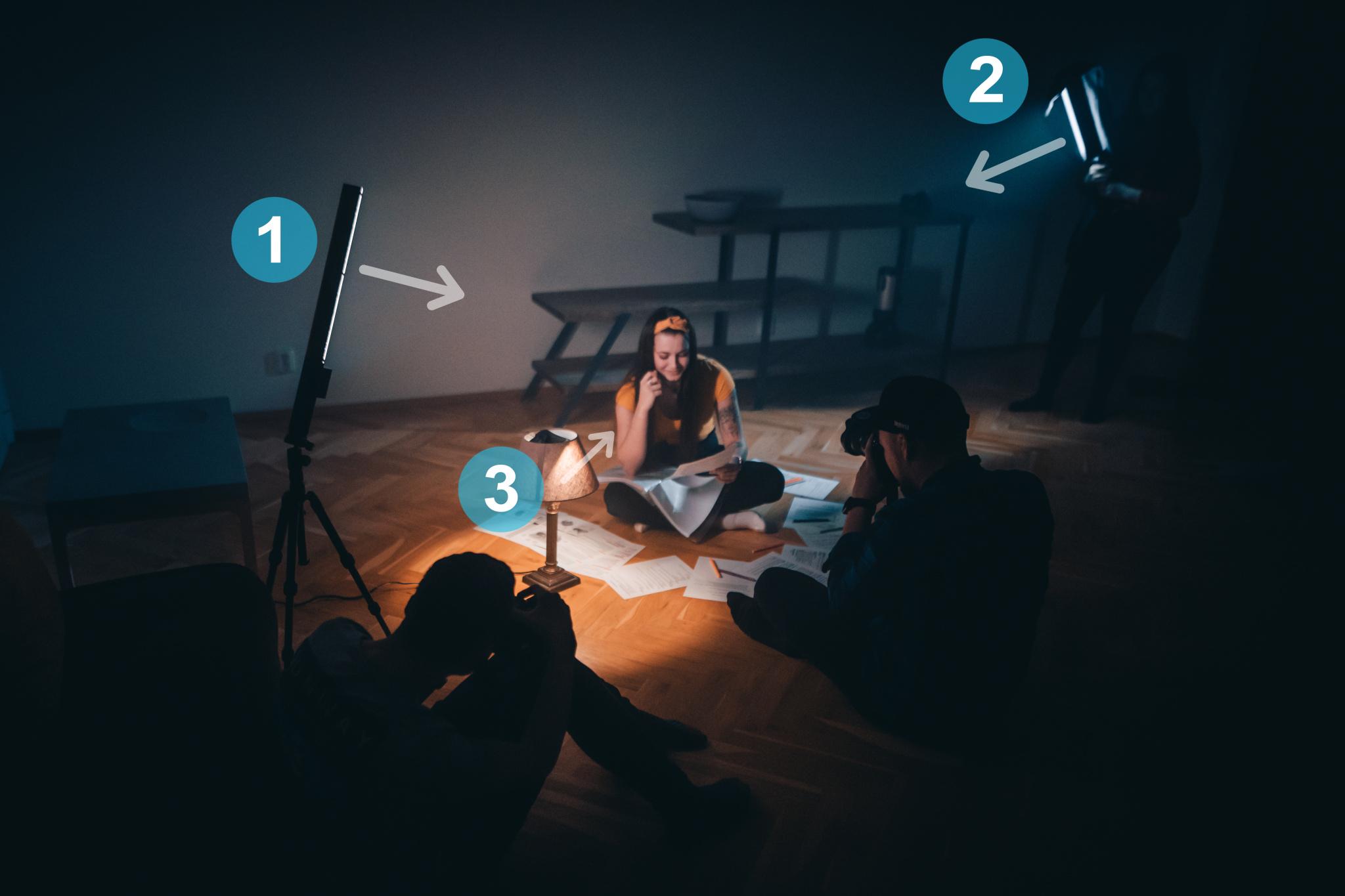 Jak pomocí fotografie docílit filmového efektu