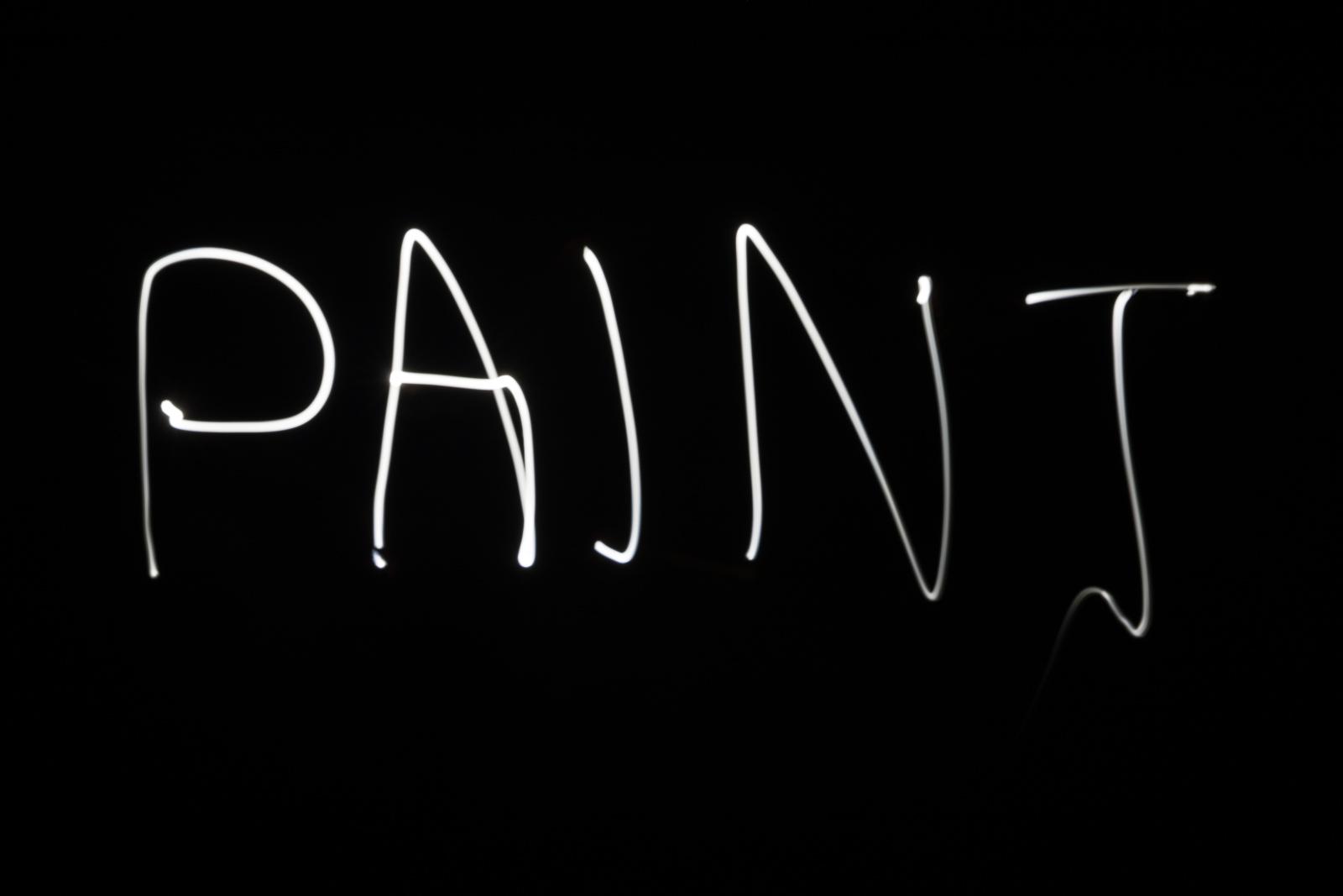 Light painting aneb malování světlem: Jak na to a co budete potřebovat