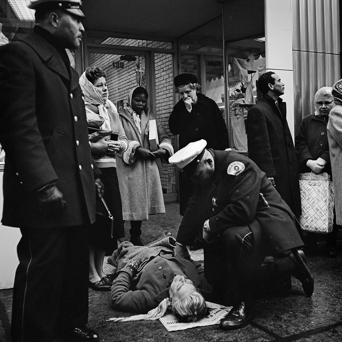 8 tipů od Vivian Maier – policie