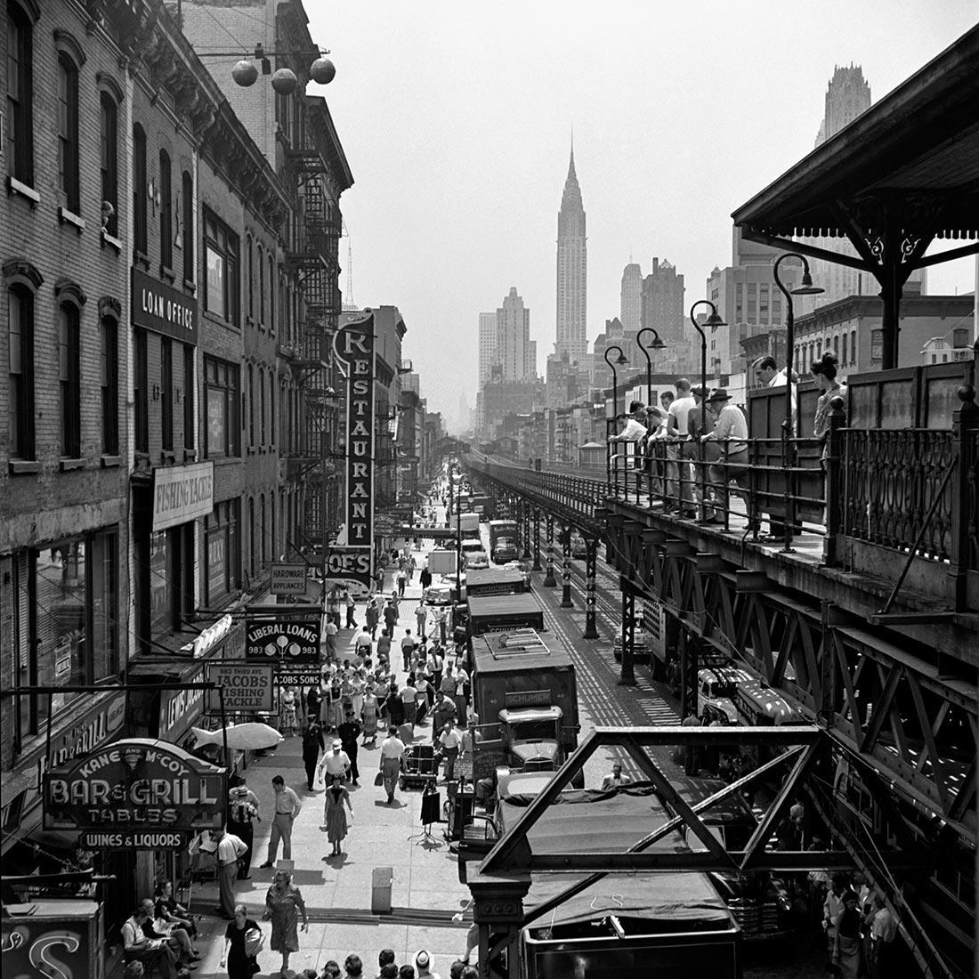 8 tipů od Vivian Maier – nekončící ulice