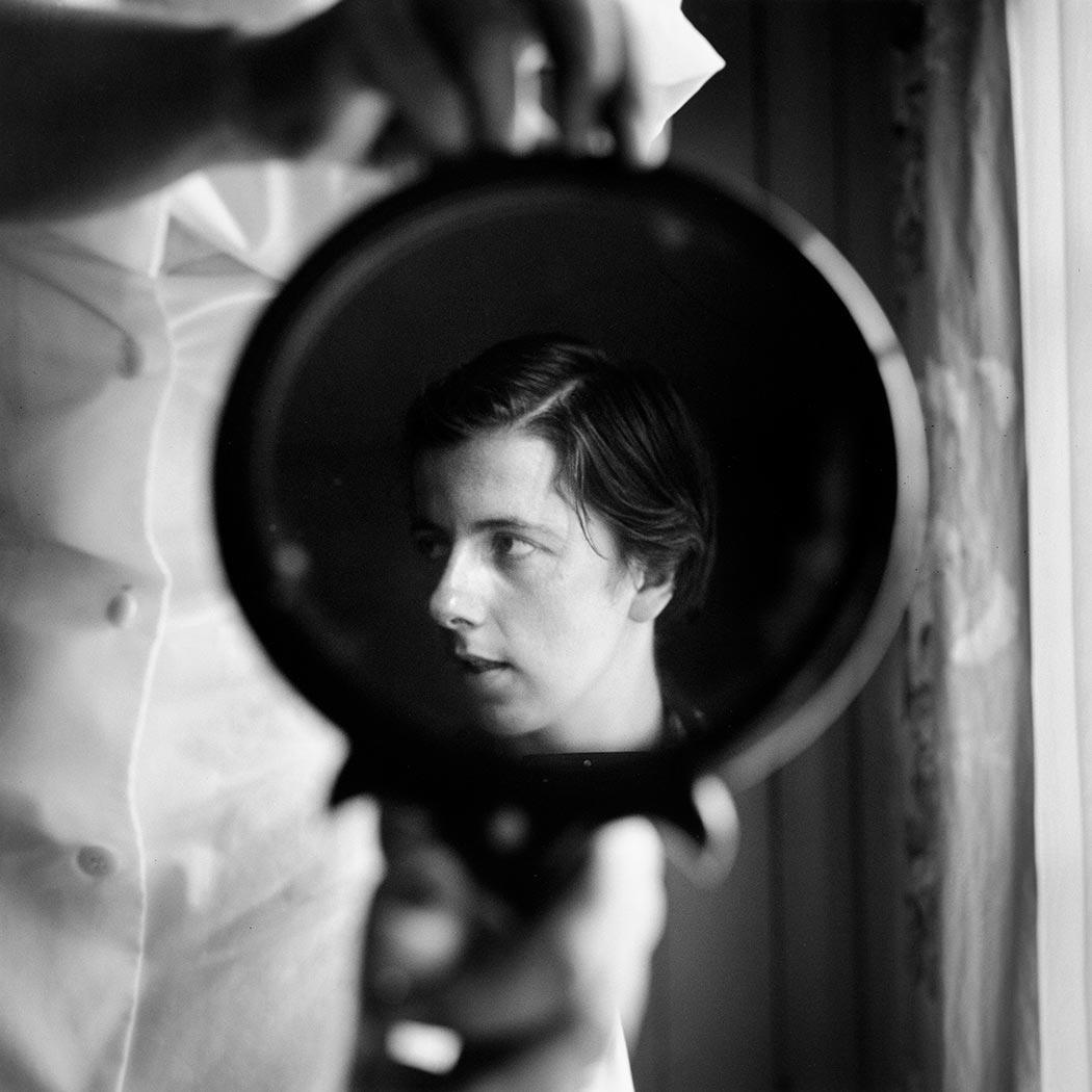 8 tipů od Vivian Maier – autoportrét v zrcátku