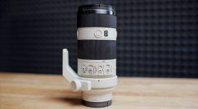 Recenze: Sony FE 70-200 f/4 G OSS, univerzální společník do přírody i na sport