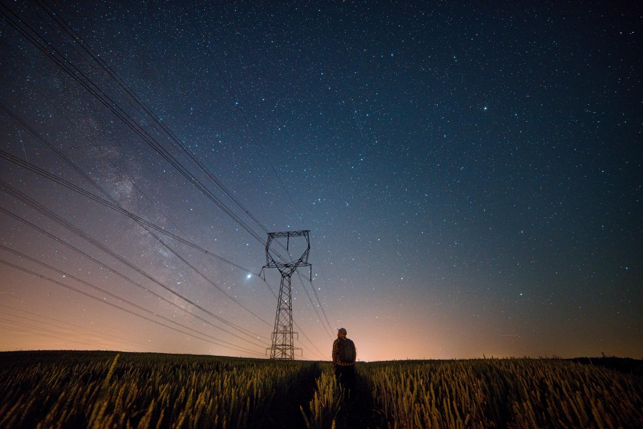 Fotky noční oblohy