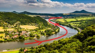 Dokonalá kompozice v krajinářské fotografii? Pomůže vám k ní geometrie