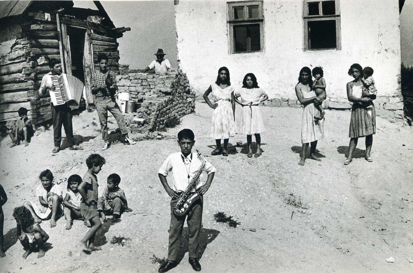 dokumentární fotografie Josef Koudelka