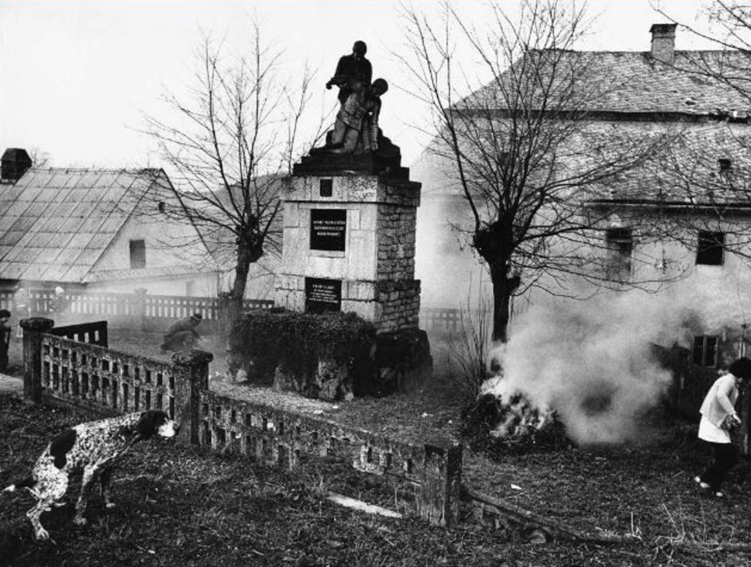 Dokumentární fotografie Jindřich Štreit