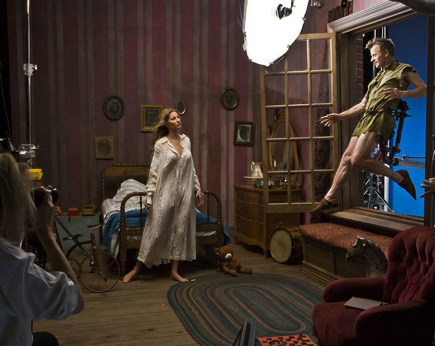 7 tipů, jak fotit portréty jako Annie Leibovitz