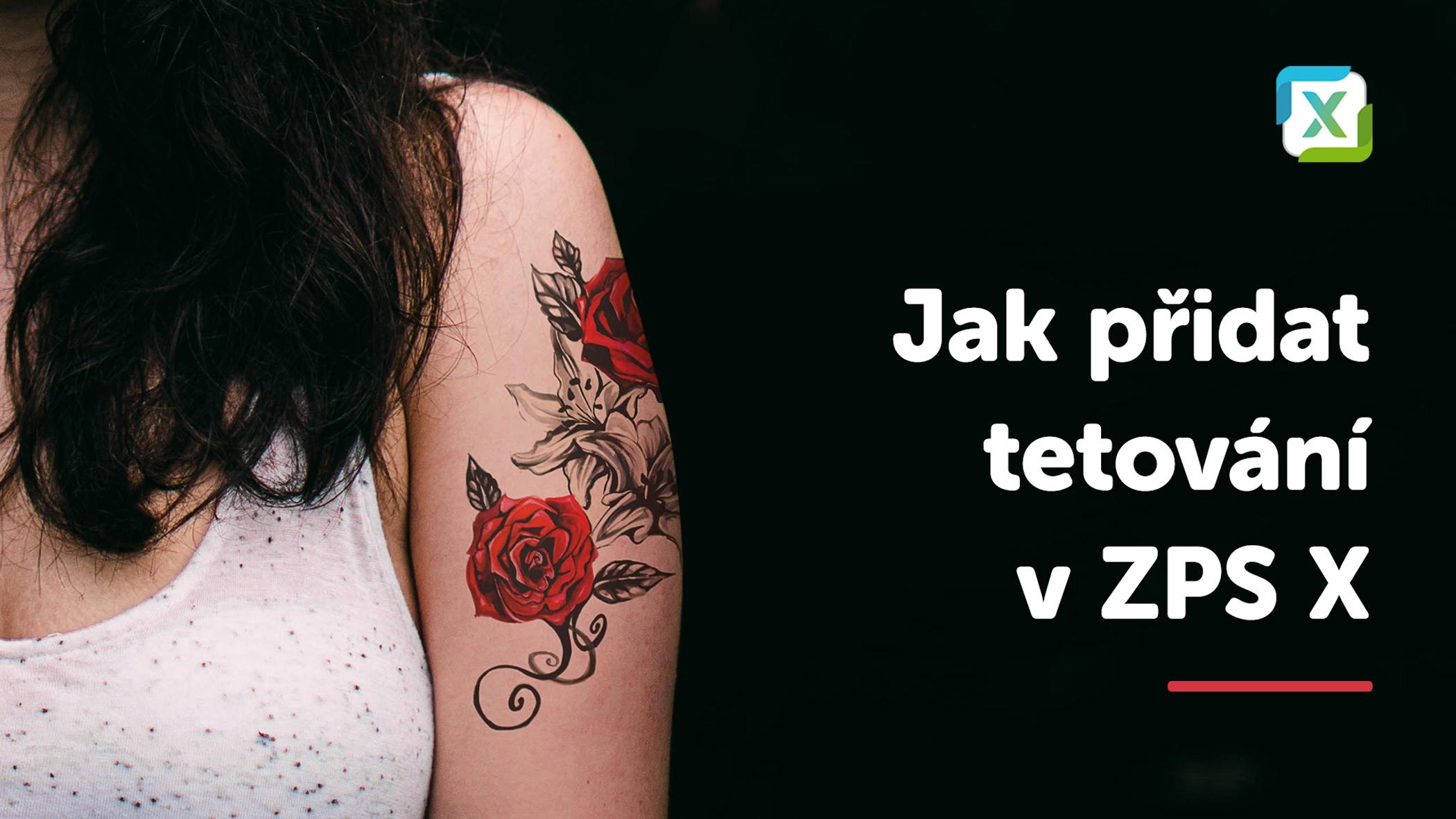VIDEO: Trénujeme s vrstvami – jak do fotky přidat tetování