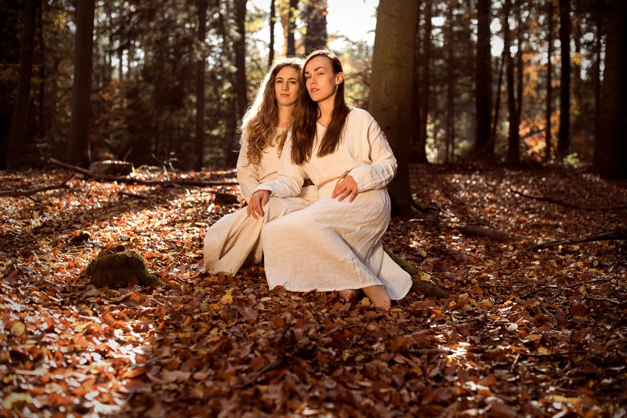 Tipy na podzimní focení: mlžná rána, záplava barev i divoký halloween