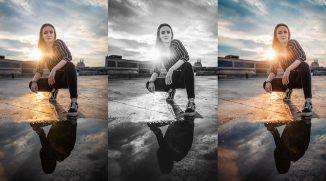 Varianty: vytvořte různé verze úprav jedné fotky
