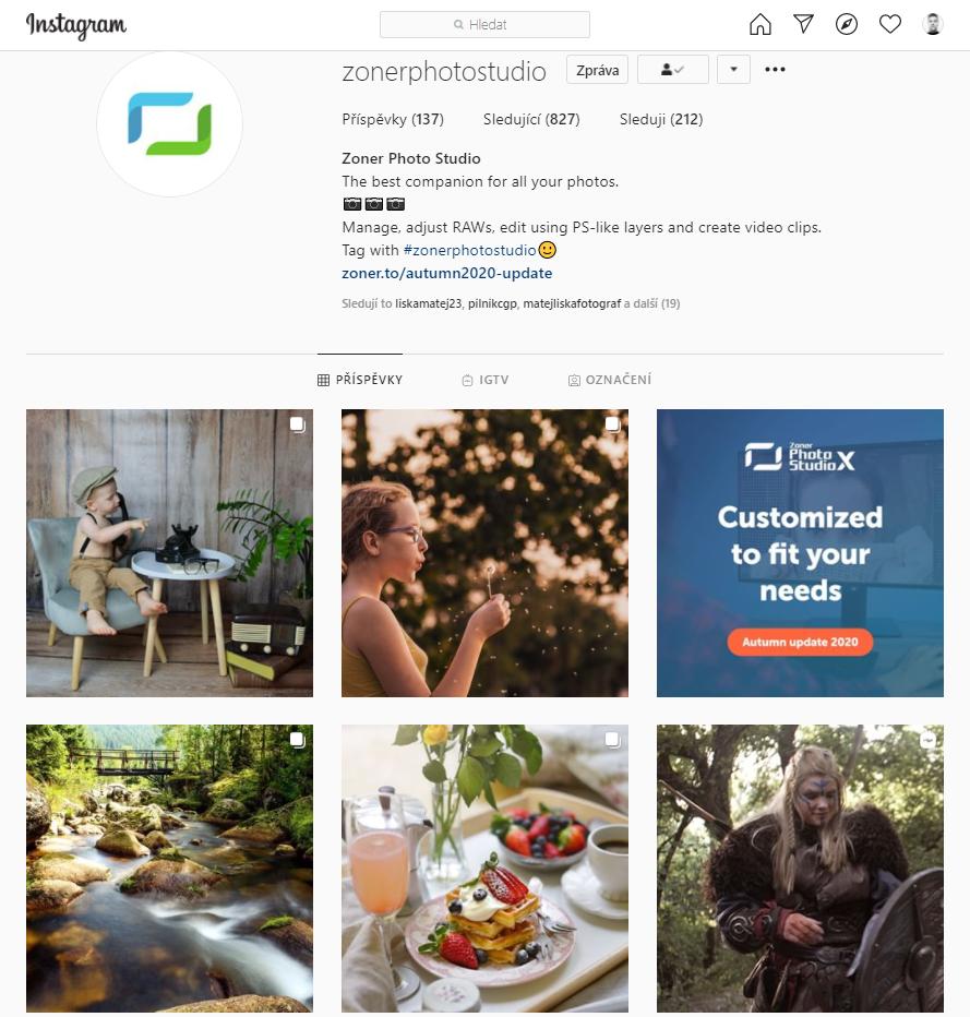 Jak upravit fotky na Instagram: přidejte rámečky a vyhněte se ořezu do čtverce - náhledy na Instagramu