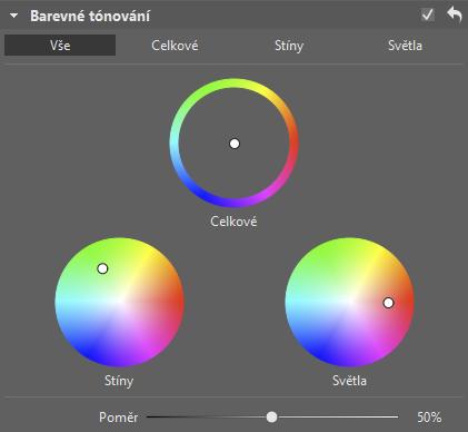 Coloringem krok za krokem III: Jak vytvořit populární Teal & Orange - třetí možná konfigurace splittoningu teal & orange coloring