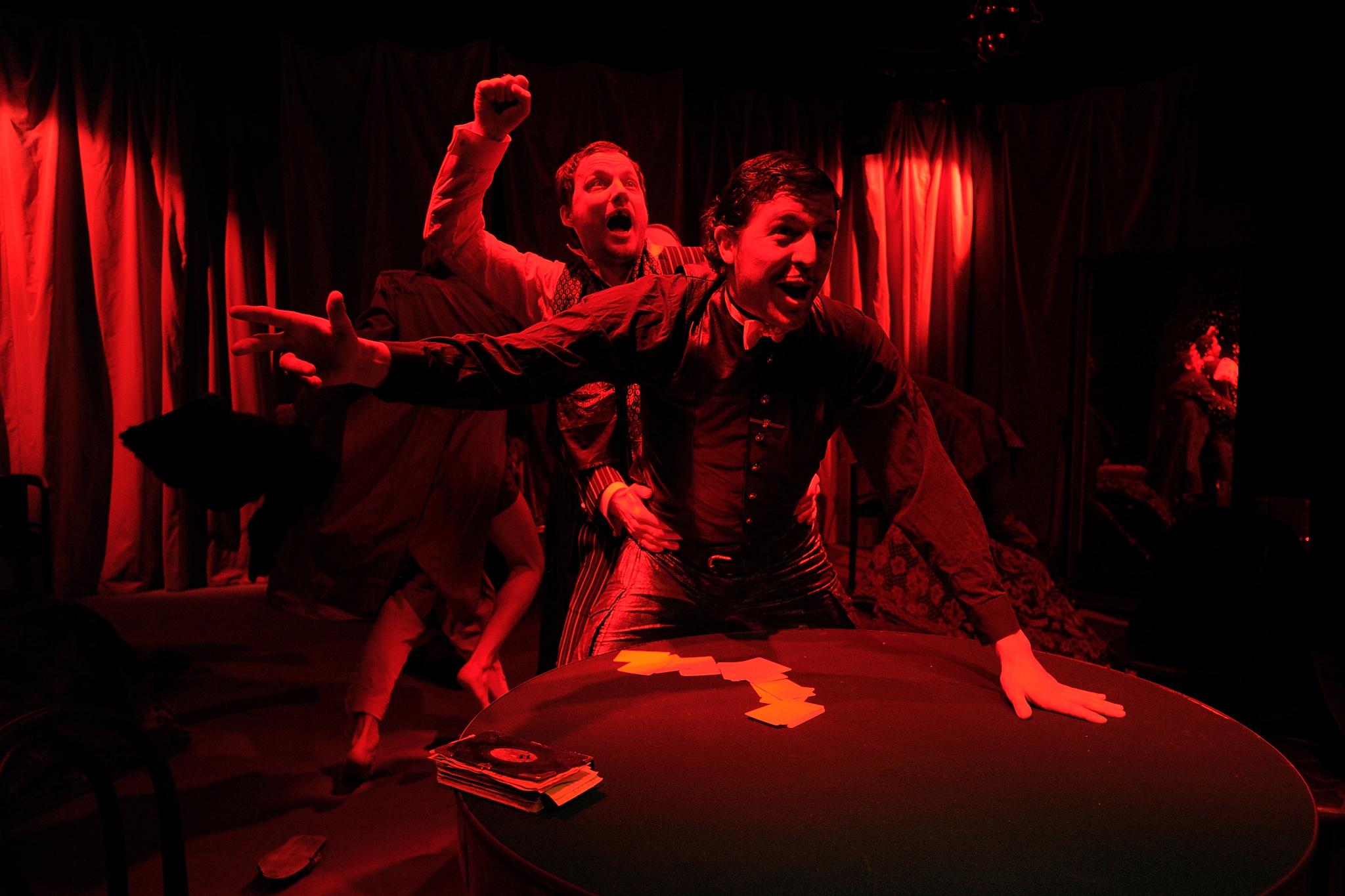 Divadelní fotograf Roman Polášek: Divadlo musíte mít pod kůží