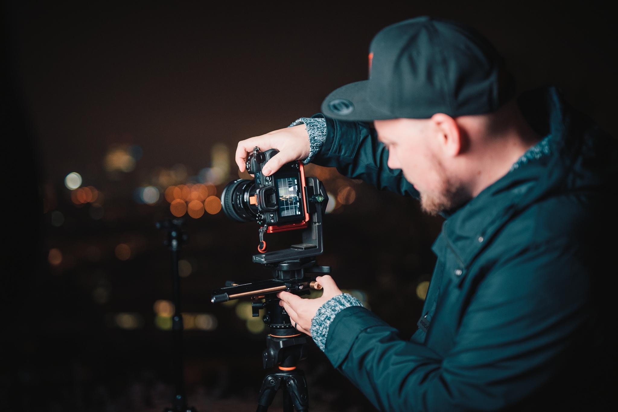 Naučte se 3 způsoby, jak vyfotit panorama