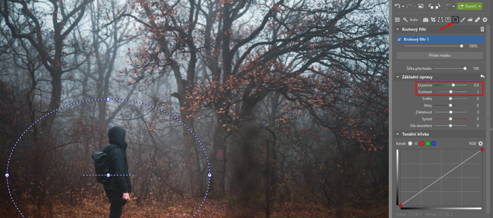 Fotografování v mlze: dostaňte do fotek ponurou atmosféru. Poradíme, jak na focení a úpravy